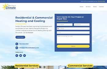 Solar Vendor Bootstrap Wordpress Theme Example